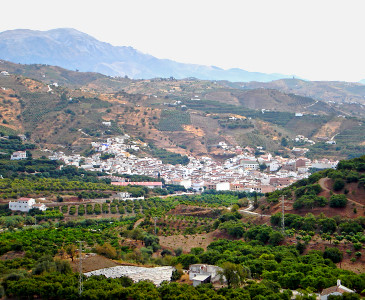 Benamargosa Andalucía